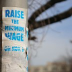 Oregon calls for a rise in the minimum wage