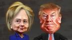 NC voters want Trump, Clinton