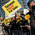 Tension between Taiwan and China rises